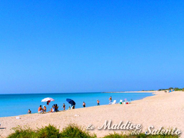 vacanze salento - le maldive del salento, alloggi nelle splendide località del salento